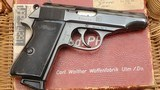 "Walther PP ""German State Police"" Nds"