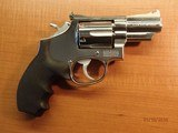 Smith & Wesson 66-2 .357 Magnum