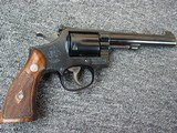 Smith & Wesson K-38 14-2 Target Single action Only - 10 of 10