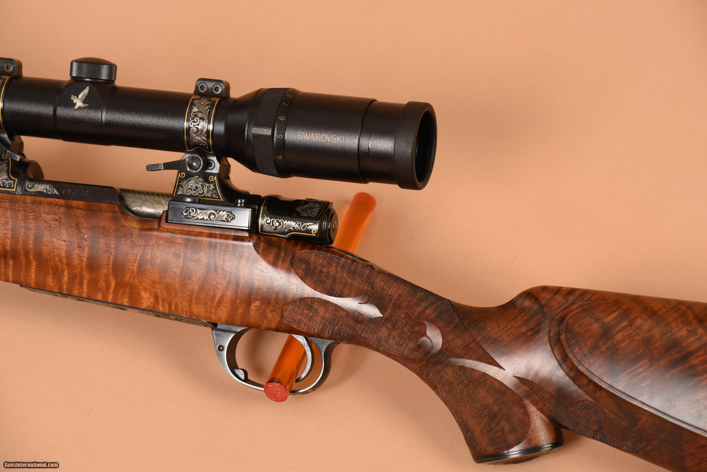 John Bolliger 25-06 Bolt Action Rifle
