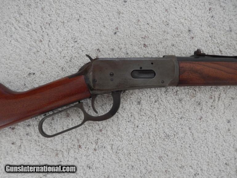 WINCHESTER Model 94 30-30 (1980)
