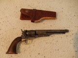 Colt 1860 Army Percussion Revolver S/N 69635 - 1 of 4