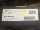 BROWNING A-BOLT II MEDALLION 300WSM NIB - 12 of 12