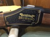 BROWNING 1885 HIGH WALL TRADITIONAL HUNTER 125th NIB
