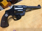 COLT POLICE POSITIVE SPECIAL 38 caliber