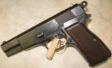 Browning 1943 Hi Power FNH 9mmWaffen Proof Marks - 1 of 3