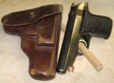Eibar Echasa .32 Espana with Leather Holster - 3 of 4