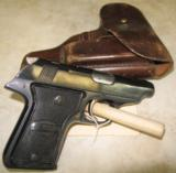 Eibar Echasa .32 Espana with Leather Holster - 4 of 4