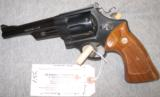 Smith and Wesson Highway Patrolman Model 28-2 .357 Magnum Revolver - 2 of 5