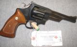 Smith and Wesson Highway Patrolman Model 28-2 .357 Magnum Revolver