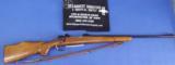 1912 8mm (7,91) Gewehr K98 sporterized Mauser - 1 of 9