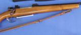 1912 8mm (7,91) Gewehr K98 sporterized Mauser - 4 of 9