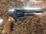 Smith and Wesson Highway Patrolman Model 28-2 .357 Magnum Revolver - 1 of 2