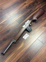 RUGER MINI 14 5.56!! WALNUT STOCK AND POLY STOCK - 1 of 5