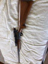 Winchester model 63 .22 Rifle
