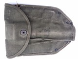 WW 2 Shovel \ Entrenching Tool with Cover - 11 of 12
