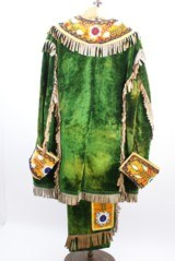 ANTIQ. IMPROVED ORDER of the RED MEN FRATERNAL OUTFIT UNIFORM or WILD WEST COSTUME - 2 of 12