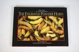 THE ENGRAVED POWDER HORN by Jim Dresslar - HARDCOVER & DUST JACKET - 1996 - NEW