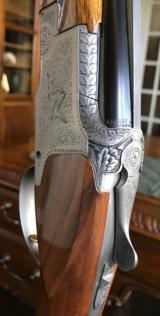 "****SOLD****BROWNING BELGIUM PIGEON GRADE .410 28"" BARRELS IC/MOD CHOKES SPECTACULAR WOOD - 6 of 15"
