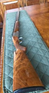 "****SOLD****BROWNING BELGIUM PIGEON GRADE .410 28"" BARRELS IC/MOD CHOKES SPECTACULAR WOOD - 12 of 15"