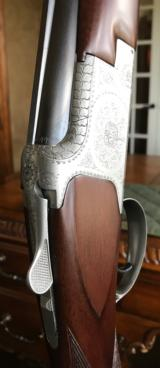 "BROWNING BELGIUM SUPERPOSED PRESENTATION ""B1"" PATTERN - ""FN"" MANUF. 20 GUAGE - 2 3/4"" - IC/MOD 26.5"" BARRELS - SUPERLIGH - 7 of 15"
