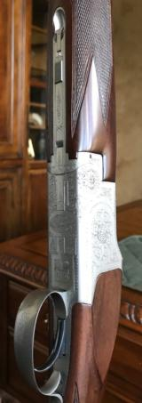 "BROWNING BELGIUM SUPERPOSED PRESENTATION ""B1"" PATTERN - ""FN"" MANUF. 20 GUAGE - 2 3/4"" - IC/MOD 26.5"" BARRELS - SUPERLIGH - 3 of 15"