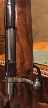 BROWNING SAFARI 22-250 HEAVY BARREL SPECTACULAR WOOD - 4 of 15