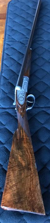 "PURDEY SIDELOCK ""BEST LIGHTWEIGHT GAME GUN"" #29039 - 20 BORE - ""SELF OPENER"" - 26"" BARRELS - COIN FINISH"