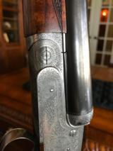 "PURDEY SIDELOCK ""BEST LIGHTWEIGHT GAME GUN"" #29039 - 20 BORE - ""SELF OPENER"" - 26"" BARRELS - COIN FINISH - 17 of 25"