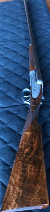 "PURDEY SIDELOCK ""BEST LIGHTWEIGHT GAME GUN"" #29039 - 20 BORE - ""SELF OPENER"" - 26"" BARRELS - COIN FINISH - 6 of 25"