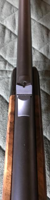 "BLASER R93 .375 H&H - ""RARE"" SPECIAL ORDER W/ QUICK RELEASE SCOPE MOUNTS & WOOD