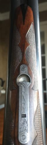 "*****SOLD*****A. H. FOX ""DE"" 12 GAUGE 30"" DOUBLE TRIGGER - ***RARE*** - 12 of 25"