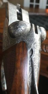 "*****SOLD*****A. H. FOX ""DE"" 12 GAUGE 30"" DOUBLE TRIGGER - ***RARE*** - 18 of 25"