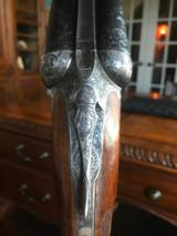 "*****SOLD*****A. H. FOX ""DE"" 12 GAUGE 30"" DOUBLE TRIGGER - ***RARE*** - 7 of 25"