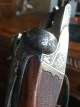 "*****SOLD*****A. H. FOX ""DE"" 12 GAUGE 30"" DOUBLE TRIGGER - ***RARE*** - 19 of 25"