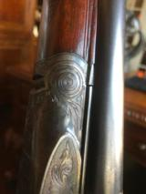 """***SOLD***A. H. FOX """"GRADE-A"""" - 1923 - 20 GAUGE- 25"""" BARRELS - DOUBLE TRIGGER - 2 1/2"""" CHAMBERS - 12 of 25"""