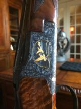 BROWNING MIDAS SUPERLIGHT 20 GAUGE UPGRADE BY ANGELO BEE - OUTSTANDING!!!!