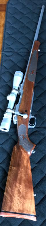 ****SOLD****WINCHESTER MODEL 70 CLASSIC STAINLESS .243 - LEUPOLD VXIII 2.5-8