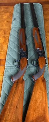 "****SOLD****WINCHESTER MODEL 101 FIELD GRADE 28 GAUGE AND 410 GAUGE - SOLD AS A PAIR ONLY - 28"" BARELS"