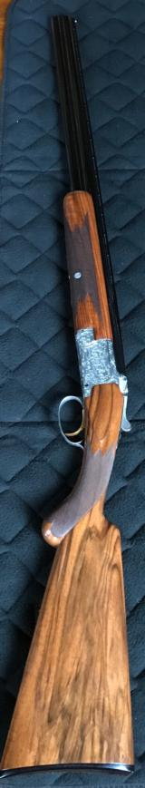 """BROWNING DIANA GRADE SUPERPOSED - RKLT - 26.5"""" - 3""""- MARACHAL ENGRAVED - IC/MOD - 2 of 25"""