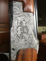 """BROWNING DIANA GRADE SUPERPOSED - RKLT - 26.5"""" - 3""""- MARACHAL ENGRAVED - IC/MOD - 8 of 25"""