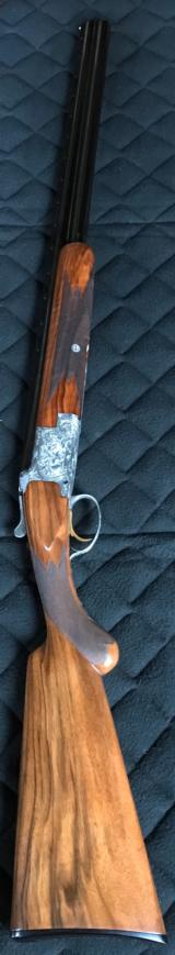 """BROWNING DIANA GRADE SUPERPOSED - RKLT - 26.5"""" - 3""""- MARACHAL ENGRAVED - IC/MOD - 4 of 25"""