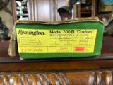 "Remington ""700-D CUSTOM"" - unfired - 7MM Express (.280 REM) - like NIB! - 3 of 21"