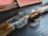 """J. Purdey & Sons Best Extra Finish Fine Scroll 28 Gauge SXS - DT - Beaded Edge Trigger Gaurd - 29"""" Barrels - Solid Rib (concave) - 5 lbs 9 ozs -15""""LOP - 16 of 25"""