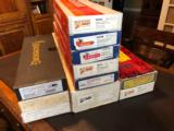 Winchester - Large Assorted Shotgun Boxes (Couple of Parker Repro Boxes and Browning 22LR Rifle) - 8 of 8
