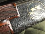 """*SALE PENDING*Browning Exhibition Superlight .410 3"""" - 28"""" Barrels - M/F - Wood, Checkering and Engraving by Ernst in Belgium (RARE RARE RARE)- 25 of 25"""