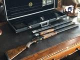 "CSMC Connecticut Shotgun A10 - CUSTOM ORDER - 20ga 28ga 410ga - 28"" - Circassian Walnut - Oil Finish - Leather Pad - Pistol Grip - 28ga Frame Gun"