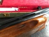 "Winchester 101 Pigeon Grade 20ga - XTR Lightweight - 2 3/4 & 3"" Shells - 27"" Barrels - Straight Grip - Winchester Case Keys & Multiple WinChokes - 16 of 24"