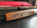 "Winchester 101 Pigeon Grade 20ga - XTR Lightweight - 2 3/4 & 3"" Shells - 27"" Barrels - Straight Grip - Winchester Case Keys & Multiple WinChokes - 23 of 24"