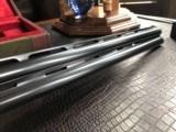 "Winchester 101 Pigeon Grade 20ga - XTR Lightweight - 2 3/4 & 3"" Shells - 27"" Barrels - Straight Grip - Winchester Case Keys & Multiple WinChokes - 24 of 24"